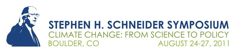 Stephen H. Schneider Symposium